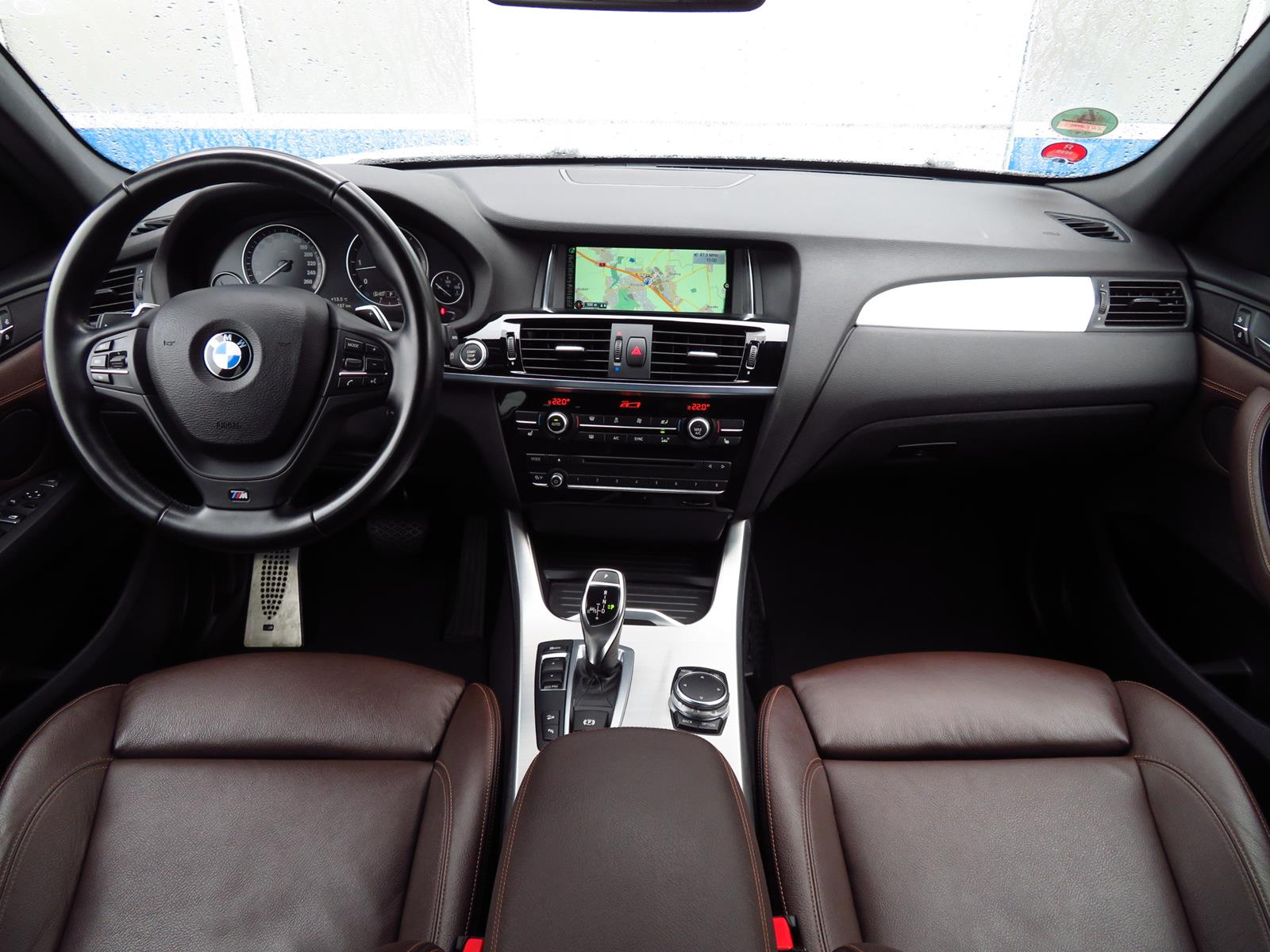 Gebrauchte Bmw X3 2016 Xdrive30d 107256km Suv 2016 Aaa Auto Export
